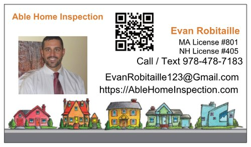 Licensed Home Inspector | Massachusetts